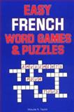 Easy French Word Games and Puzzles 9780844213217