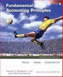 MP Fundamental Accounting Principles Volume 1 (Ch 1-12) Softcover with Working Papers and Best Buy Annual Report 9780077303242
