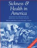 Sickness and Health in America 9780299153243