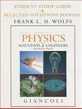 Student Study Guide and Selected Solutions Manual for Physics for Scientists and Engineers with Modern Physics Vols. 2 And 3 (Chs. 21-44) 9780132273251