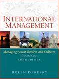 International Management 6th Edition