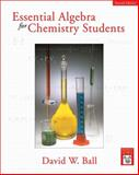 Essential Algebra for Chemistry Students 9780495013273