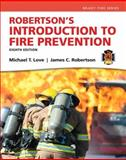 Robertson's Introduction to Fire Prevention 8th Edition