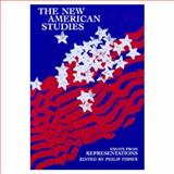 The New American Studies 9780520073302