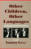 Other Children, Other Languages 9780805813302