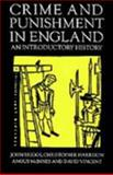 Crime and Punishment in England, 1100-1990 9780312163303