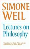 Lectures on Philosophy 9780521293334