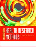 Introduction to Health Research Methods 9780763783341