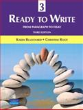 Ready to Write 3 3rd Edition