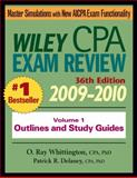 CPA Exam Review 2009-2010 9780470453353
