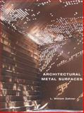 Architectural Metal Surfaces 9780471263357