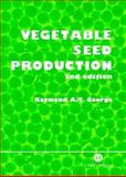 Vegetable Seed Production 9780851993362