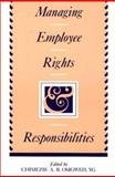 Managing Employee Rights and Responsibilities 9780899303369