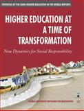 Higher Education at a Time of Transformation 9780230233379