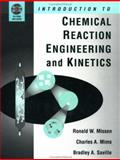 Introduction to Chemical Reaction Engineering and Kinetics 9780471163398