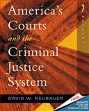 America's Courts and the Criminal Justice System 9780534563400