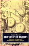 Time's Purpled Masquers 9780198183402