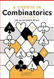 A Course in Combinatorics 9780521803403