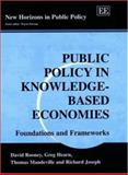 Public Policy in Knowledge-Based Economies 9781840643404