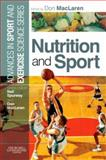 Nutrition and Sport 9780443103414