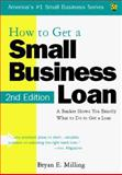 How to Get a Small Business Loan 9781570713415