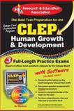 CLEP Human Growth and Development (REA) - The Best Test Prep for the CLEP 9780878913428
