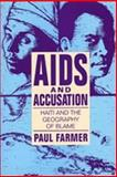 AIDS and Accusation 9780520083431