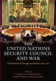 The United Nations Security Council and War 9780199533435