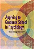 Applying to Graduate School in Psychology 1st Edition