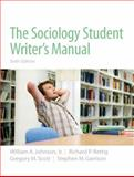 The Sociology Student Writer's Manual 6th Edition