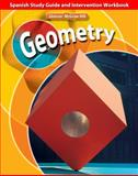 Geometry, Spanish Study Guide and Intervention Workbook 9780078773457