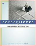 Cornerstones of Managerial Accounting 4th Edition