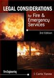 Legal Considerations for Fire and Emergency Services 3rd Edition