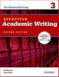 Effective Academic Writing 2e Student Book 3 Pack 2nd Edition