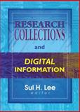 Research Collections and Digital Information 9780789013484