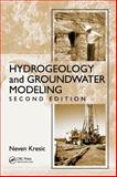 Hydrogeology and Groundwater Modeling 9780849333484
