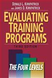 Evaluating Training Programs 3rd Edition