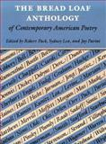 The Bread Loaf Anthology of Contemporary American Poetry 9780874513509