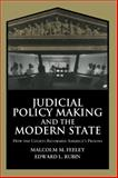 Judicial Policy Making and the Modern State 9780521593533