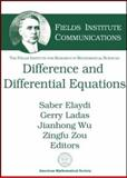 Difference and Differential Equations 9780821833544