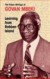 Learning from Robben Island 9780852553565