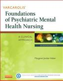 Varcarolis' Foundations of Psychiatric Mental Health Nursing 9781455753581