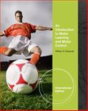 An Introduction to Motor Learning and Motor Control 9780840053589