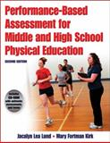 Performance-Based Assessment for Middle and High School Physical Education 2nd Edition