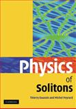 Physics of Solitons 9780521143608