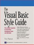 The Visual Basic Style Guide 9780130883612