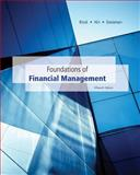 Foundations of Financial Management 15th Edition
