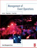 Management of Event Operations 9780750663625