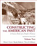 Constructing the American Past 9780205773633