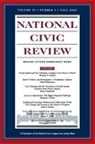 National Civic Review Fall 2002 9780787963637